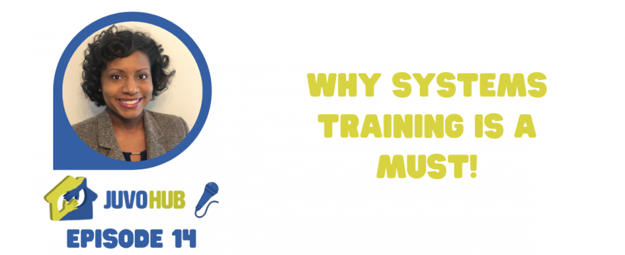 Why Systems Training is a Must!